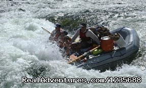 Middle Fork Salmon Rapid - Whitewater Rafting in Idaho, Montana & Alaska