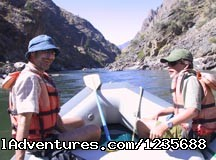 - Whitewater Rafting in Idaho, Montana & Alaska