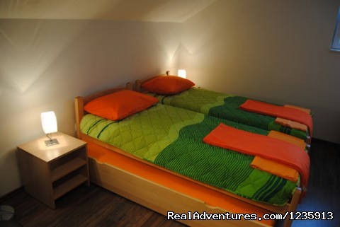 Comfortable beds - Comfort of an apartment, price of a hostel