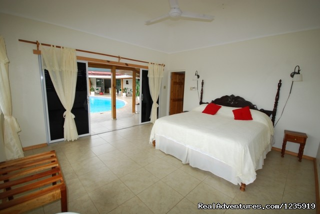 Room 1 - Luxury 5villa private pool/beach