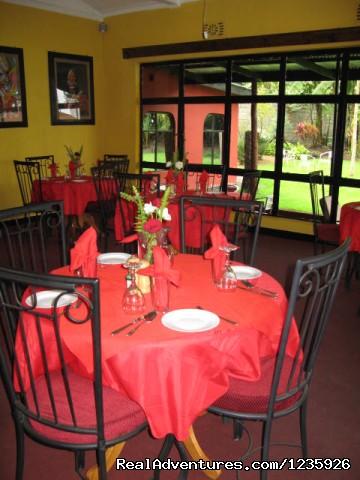 Alimana Restaurant at Kundayo (#3 of 9) - Kundayo Serviced Apartments Lodge