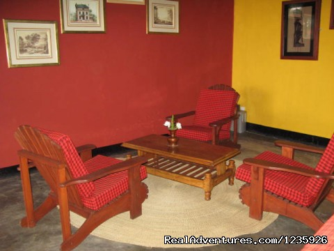 Lounge Area (#4 of 9) - Kundayo Serviced Apartments Lodge
