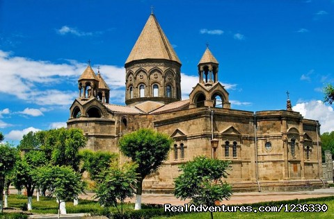 Etchmiadzin monastry (#1 of 15) - Geographic Travel Club Armenia