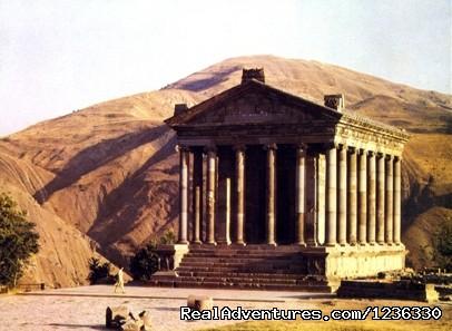 Garni temple (#2 of 15) - Geographic Travel Club Armenia