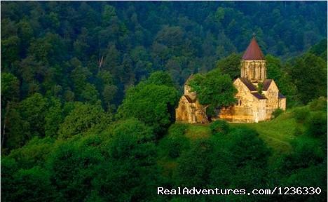 Haghartsin Monastery - Geographic Travel Club Armenia