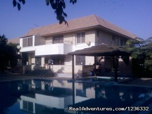 Villa for rent with swimming pool in Sheikh zayed Vacation Rentals Giza, Egypt., Egypt
