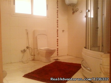 bath roor  (#4 of 8) - Huge villa for rent furnished overlooking Golf
