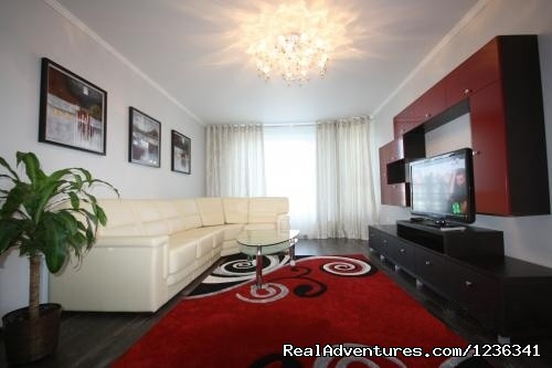 Image #2 of 8 - Luxury 3 rooms apartment in Chisinau