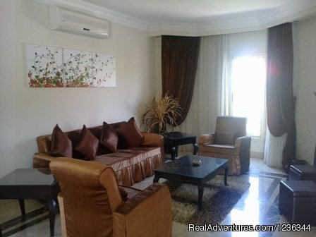 villa for rent with swimming pool at Sheikh zayed City Egypt | Image #2/8 | villa for rent 5 room pool in Sheikh zayed City Eg