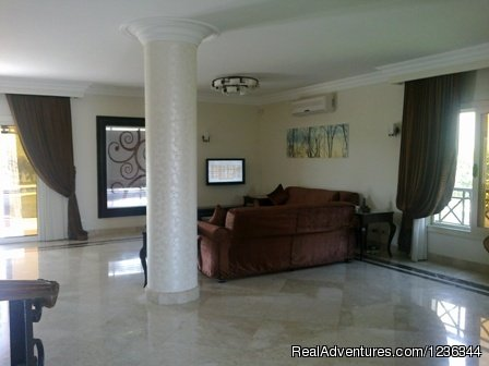 villa for rent with swimming pool at Sheikh zayed City Egypt | Image #5/8 | villa for rent 5 room pool in Sheikh zayed City Eg