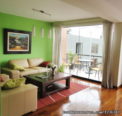 Very Nice Apartment With A Beautiful Balcony, Abancay