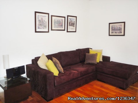 - Very Nice Apartment with a beautiful Balcony