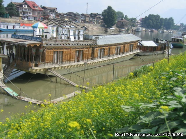 Image #1 of 8 - The Shelter Group of Houseboats | In Srinagar