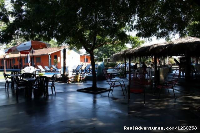 - Pantanal- Pousada Santa Clara-MS
