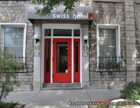 Swiss Hotel (Ottawa Canada) Front on Daly Ave (#4 of 23) - Swiss Hotel (Ottawa, Canada) Ottawa Conventions