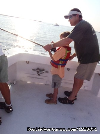 Teamwork (#16 of 16) - Alabama Charter Fishing on the Intimidator