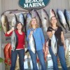 Alabama Charter Fishing on the Intimidator Girls Rule
