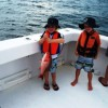 Alabama Charter Fishing on the Intimidator Kids day on the boat