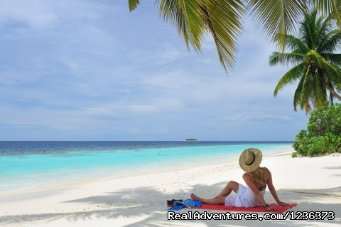 - Holiday in Maldives
