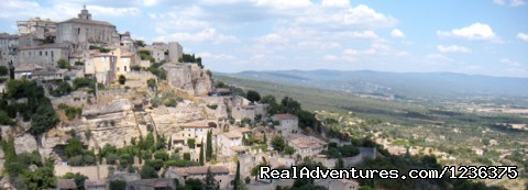 Provence France Bike Tour - Bike Tours in France with In Situ Travel