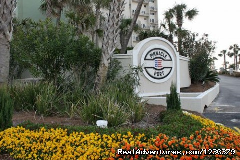 Welcome to The Pinnacle Port Resort - Luxury Waterfront Condo on Panama City Beach