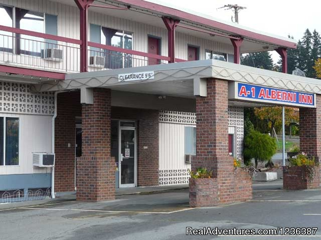 - Port Alberni Top Motel - A1 Alberni Inn