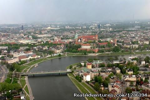 Poland Best City Breaks Krakow - Vistula River