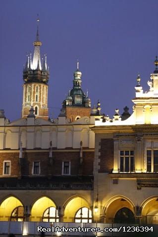 Krakow - Main Market Square - Poland Best City Breaks