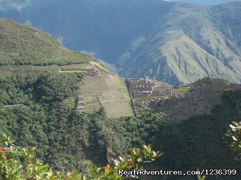 Inca Trail, Salkantay: