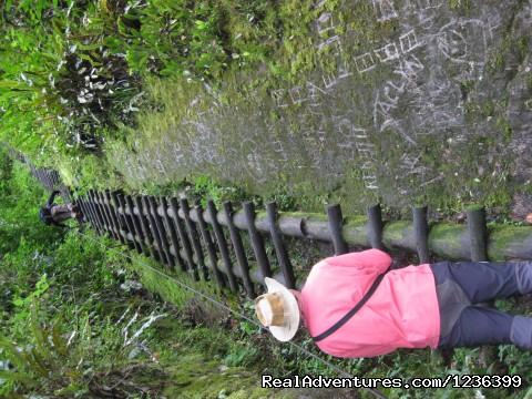 - Inca Trail, Salkantay