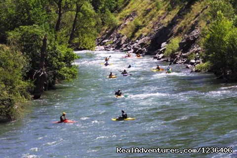 Kayak clinics (#11 of 11) - White Water Rafting in Pyrenees