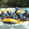 Group enjoying Rafting