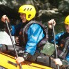 Full equipment in Rafting Activity