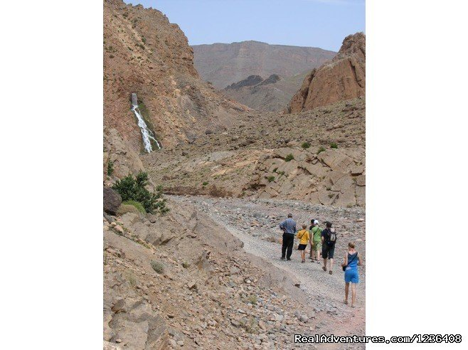 trekking | Image #2/2 | walking and Trekking in morocco