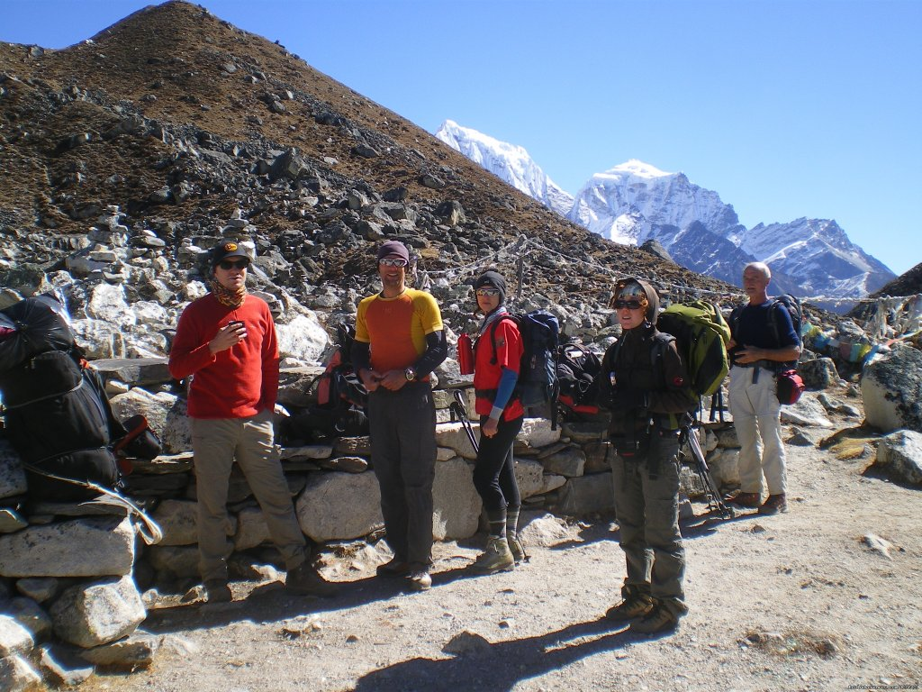 Mt. Everest Region Trekking | Image #20/21 | Nepal Holidays Package Tour - Real Adventure Nepal