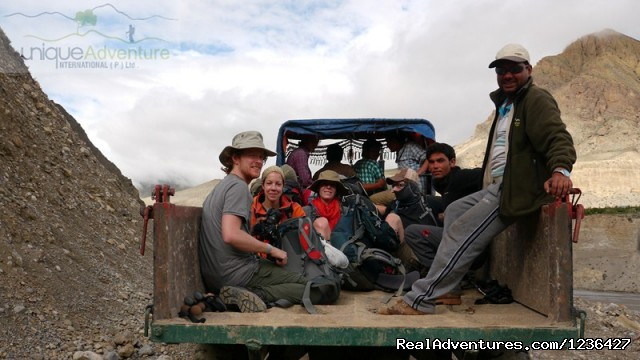 - Lifetime Advenure Experience In The Himalayas
