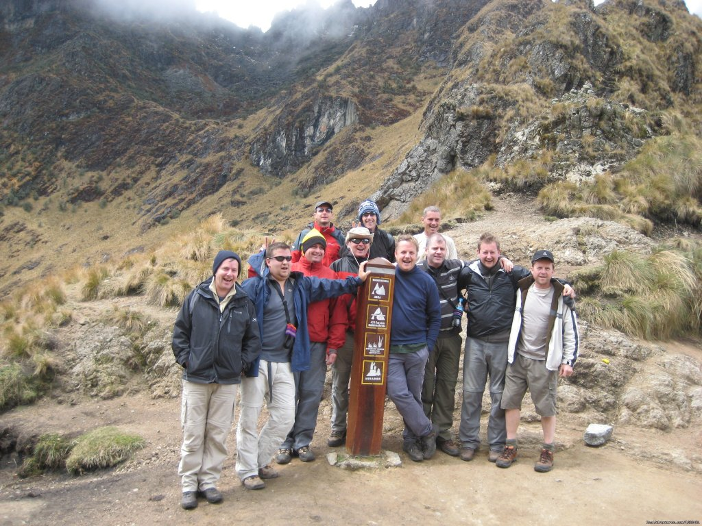 Image #7/12 | Hiking Inca Trail to Machupicchu