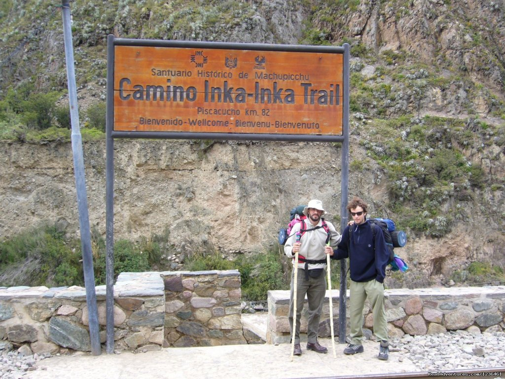 Inka Trail | Image #10/12 | Hiking Inca Trail to Machupicchu