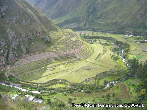 - Inca Trail to Machupicchu