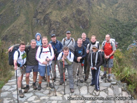 Secon Day Inka Trail - Hiking Inca Trail to Machupicchu