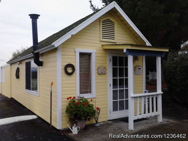 Wine Country Cottages/Healdsburg w/hot tubs Windsor, California Vacation Rentals