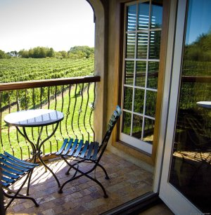 Private Tuscan Suite on  a North Fork Vineyard Bed & Breakfasts Cutchogue, New York