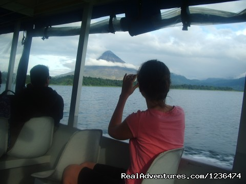 Arenal Experience - Costa Rica & Panama Tour  with Marvelus Travel