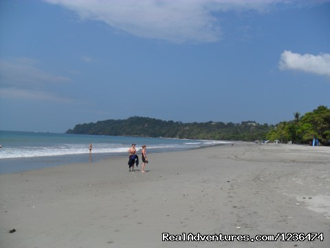 Manuel Antonio Beach - Costa Rica & Panama Tour  with Marvelus Travel
