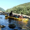 Robinson rafting in Croatia