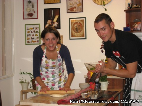 Budapest home cooking class Photo