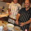 Budapest home cooking class