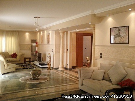 reception | Image #9/13 | Comfortable Apartment For Rent Furnished