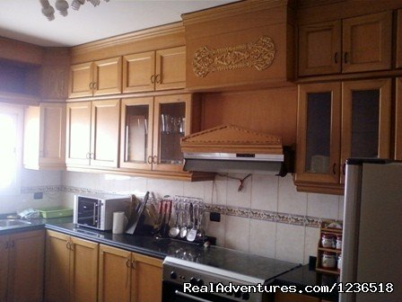 kitchen | Image #13/13 | Comfortable Apartment For Rent Furnished