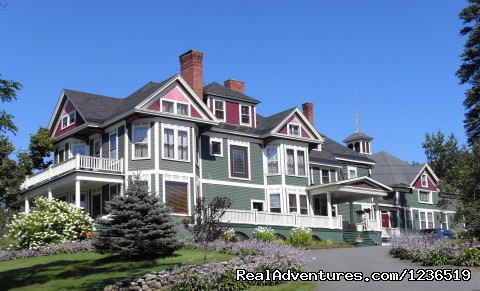 Greenville Inn at Moosehead Lake Bed & Breakfasts Greenville, Maine